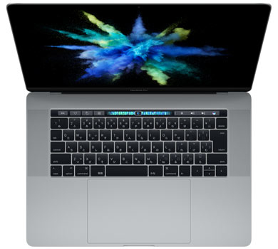 MacBook Pro2016モデル15inch